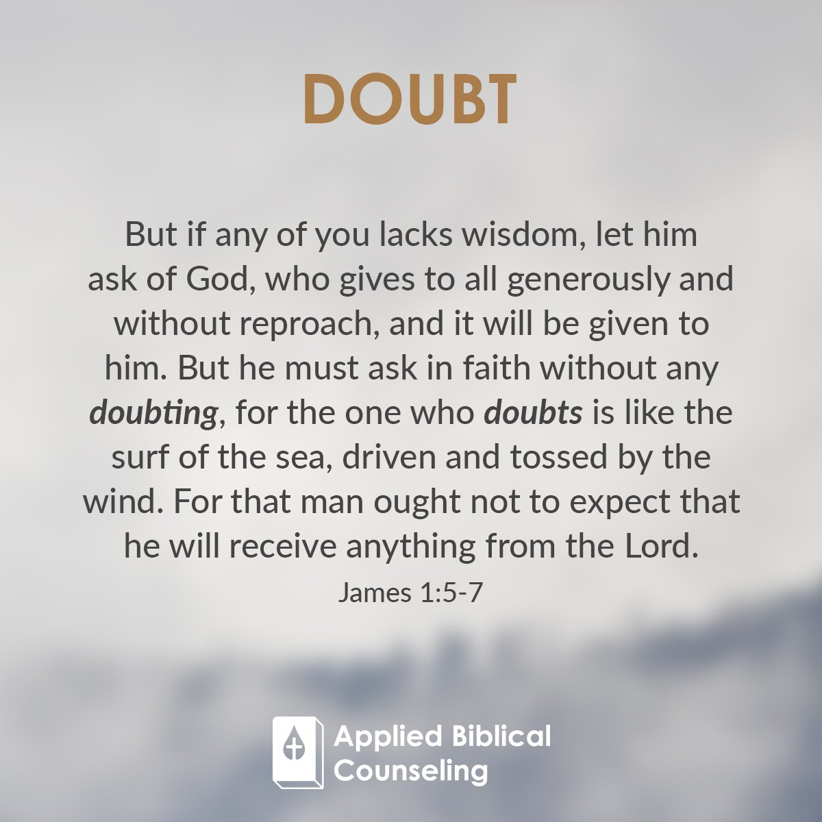 Doubt 1
