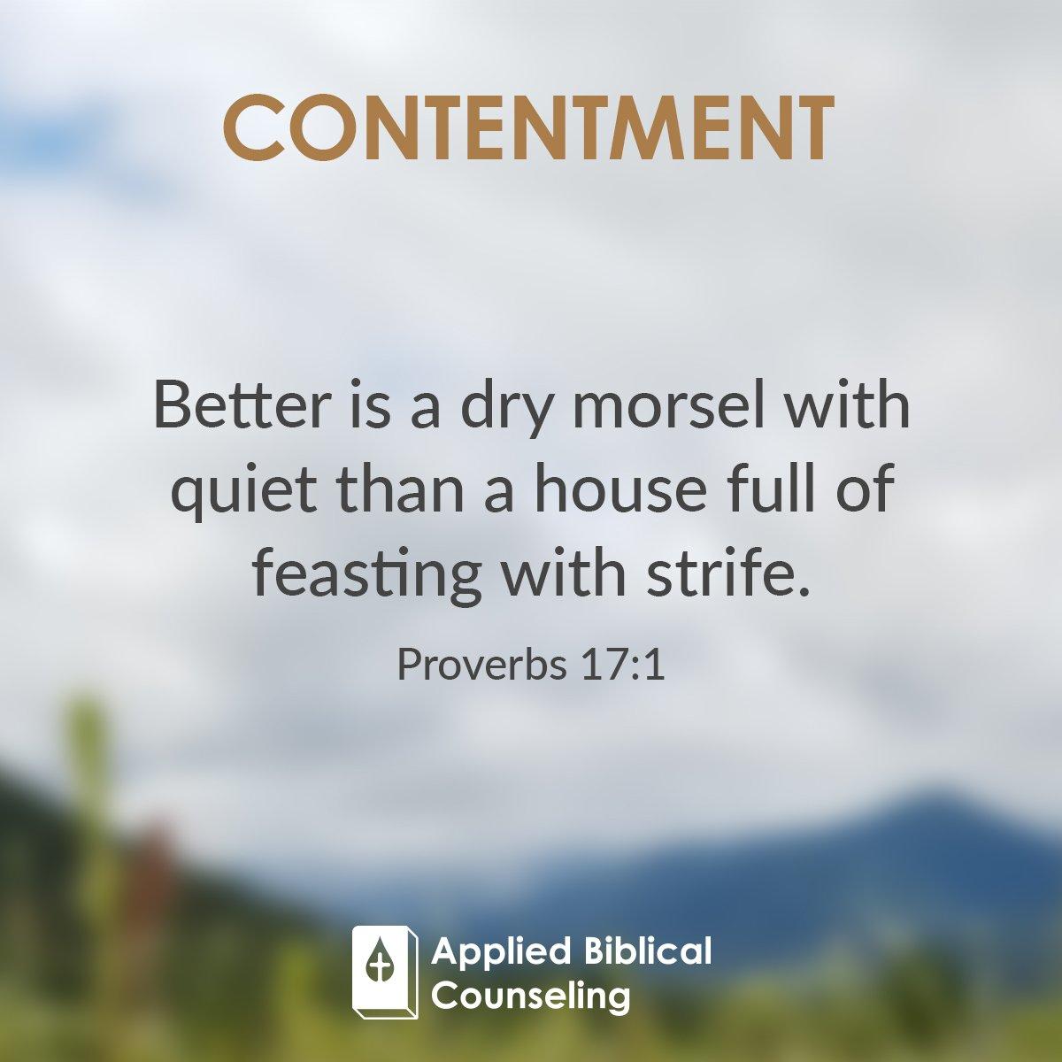 Contentment 4