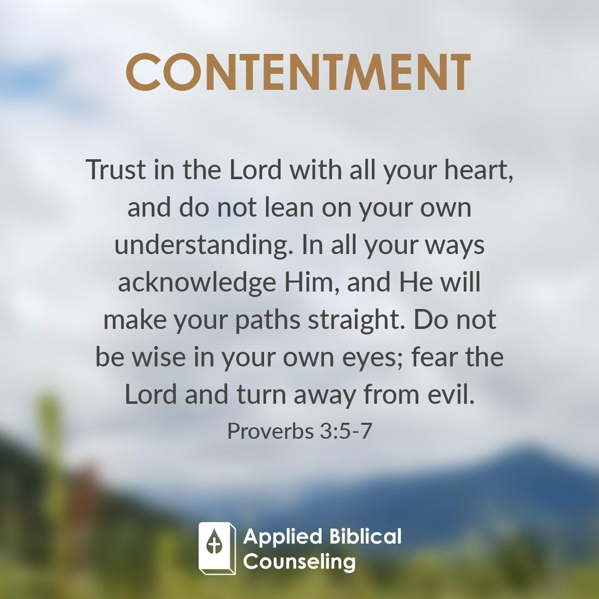 Contentment 5