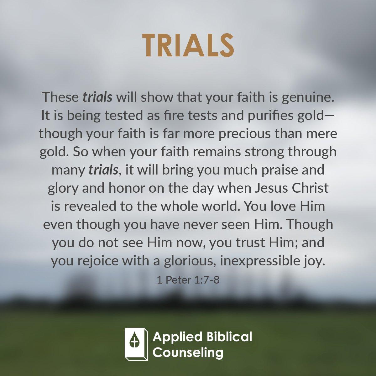 Trials 1