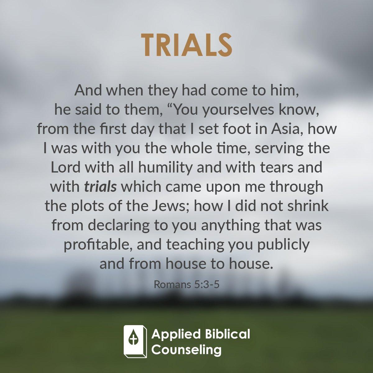 Trials 5