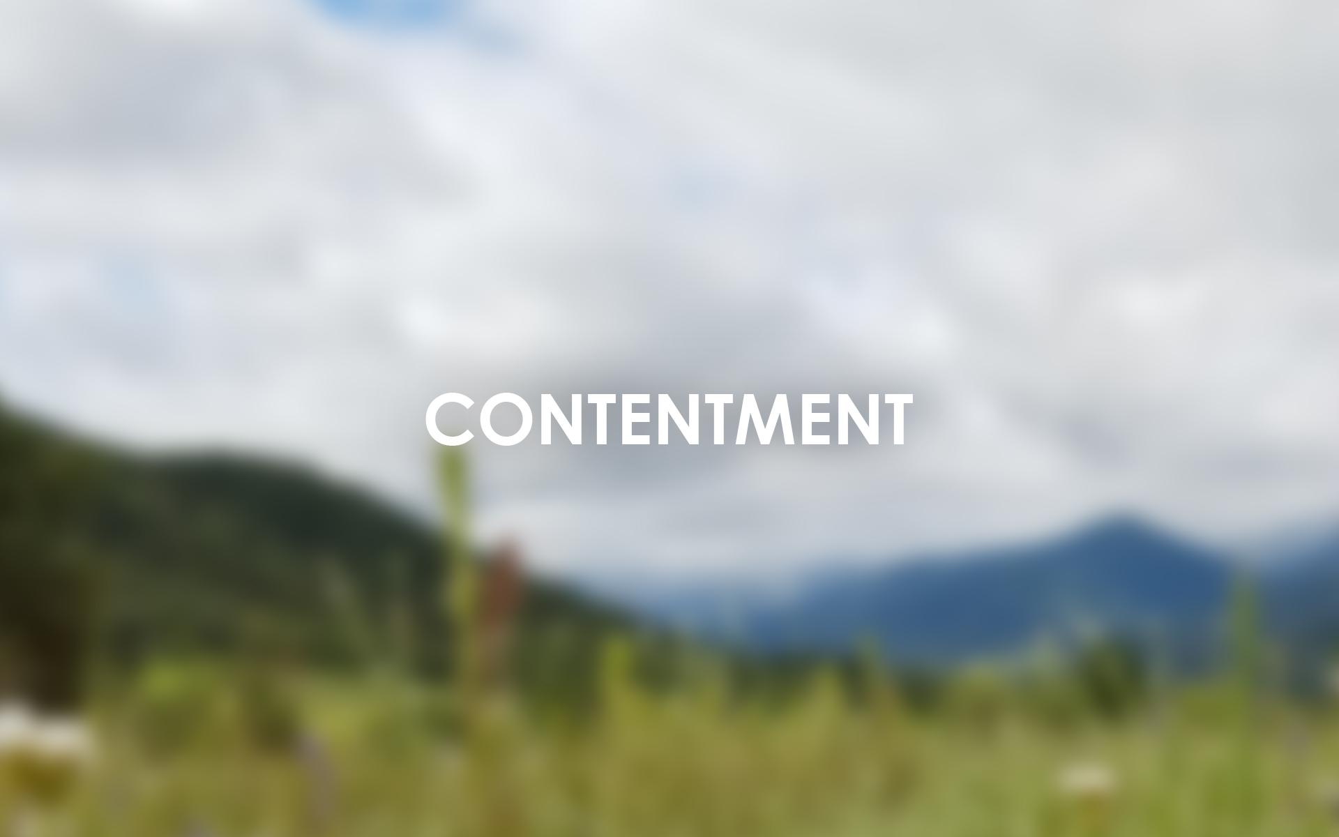 ABC Wallpaper contentment