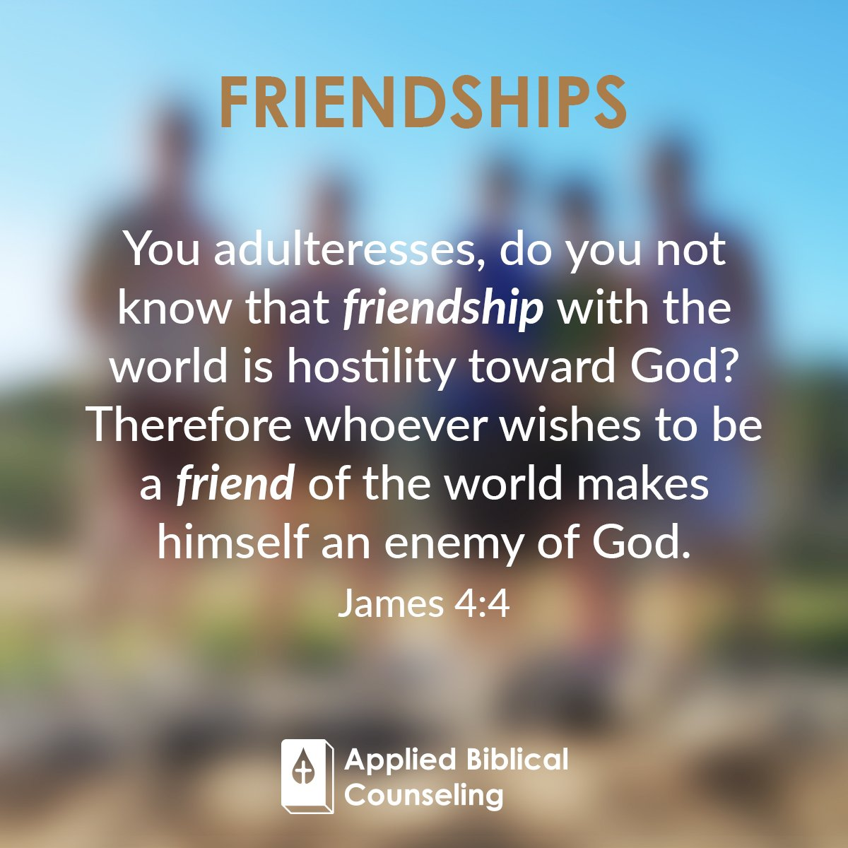 Friendships 3