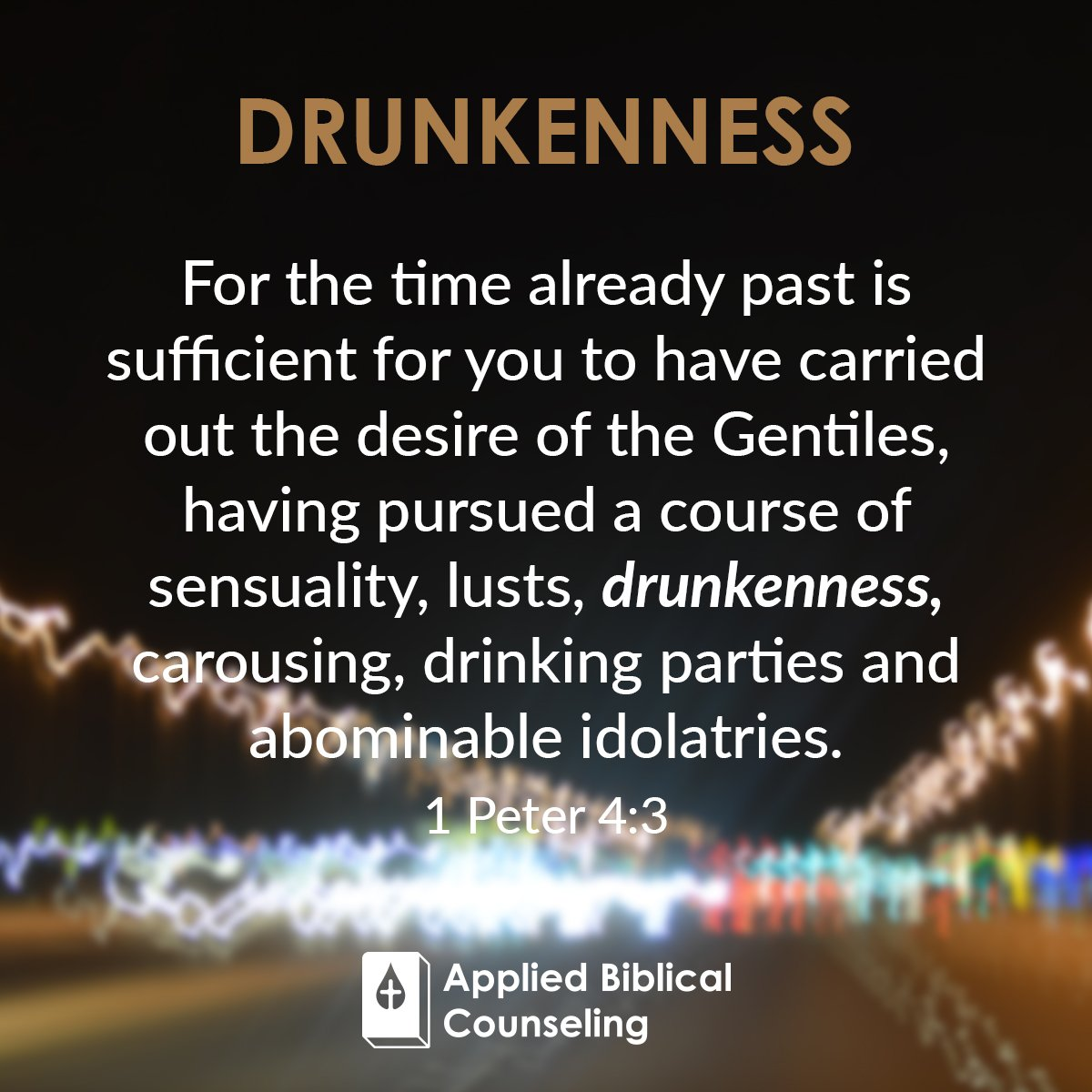 Drunkenness 5