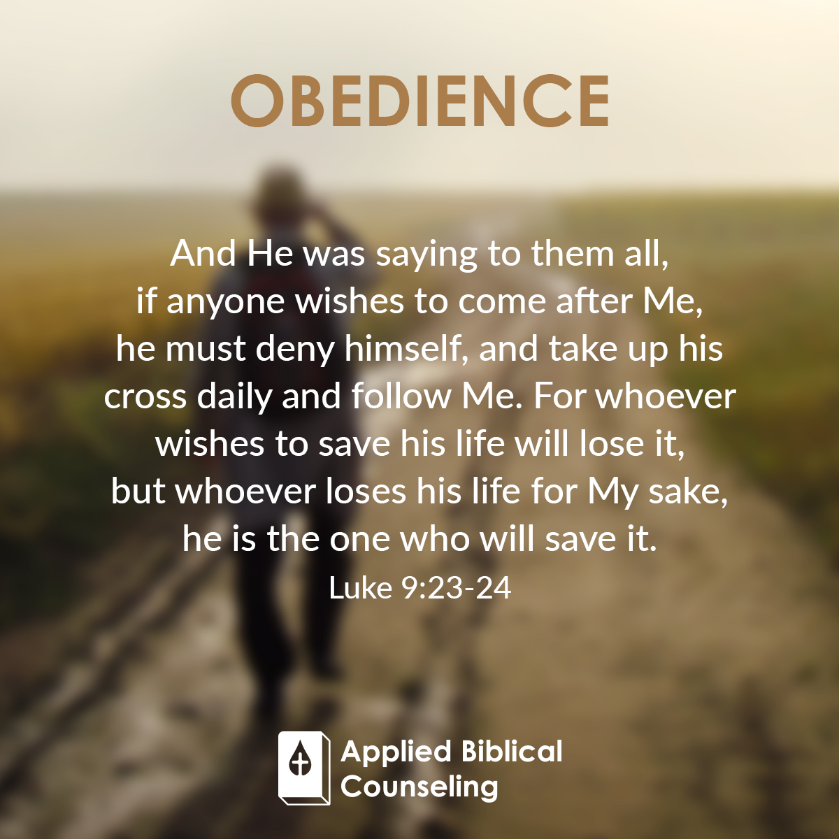 Applied Biblical Counseling Facebook w23 Obedience 2