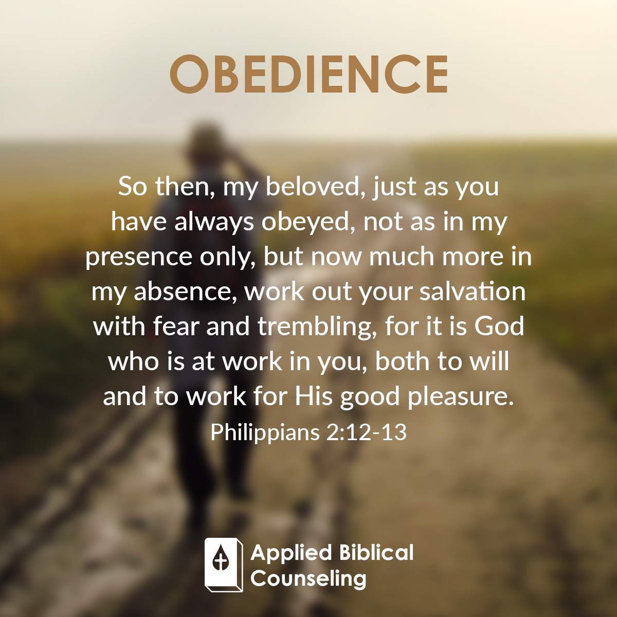 Applied Biblical Counseling Facebook w23 Obedience 4
