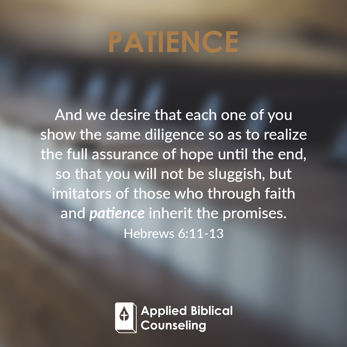 Applied Biblical Counseling Facebook w26 Patience 3