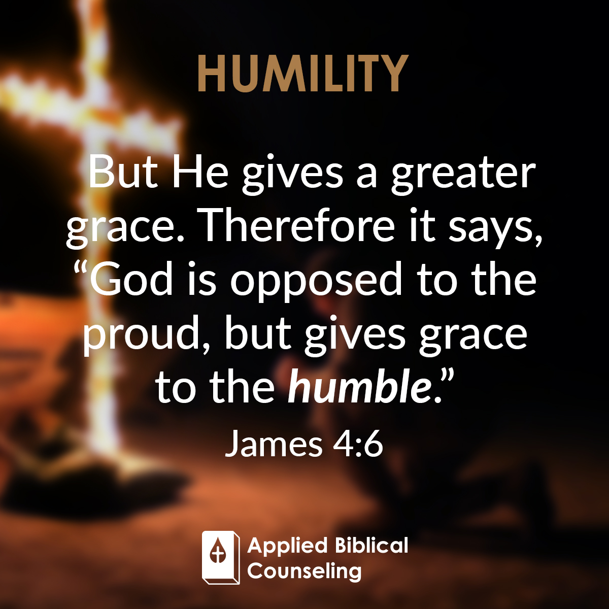 Humility Applied Biblical Counseling 2