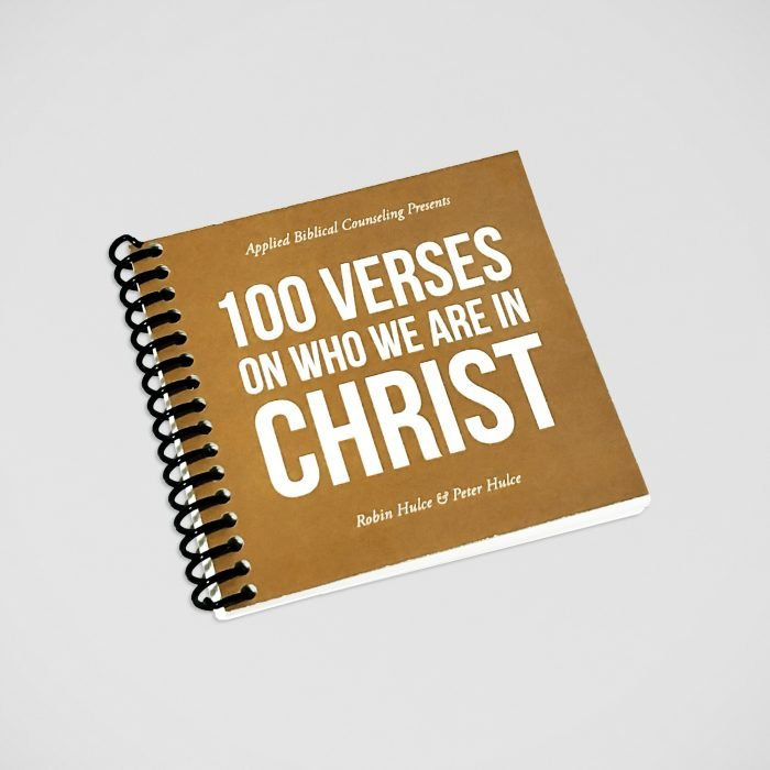100 Verses On Who We Are In Christ Book